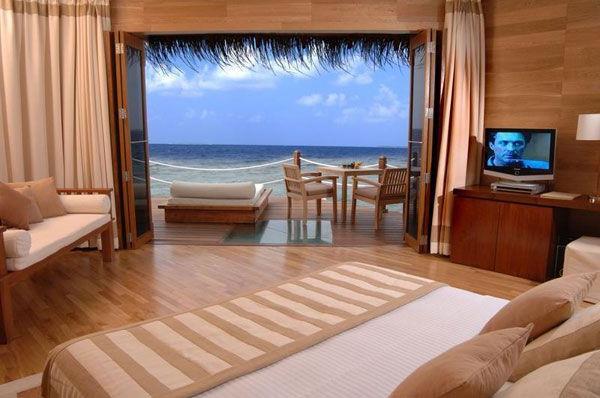 Удивительные виды на океан прямо с спальни (4)