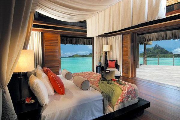 Удивительные виды на океан прямо с спальни (7)