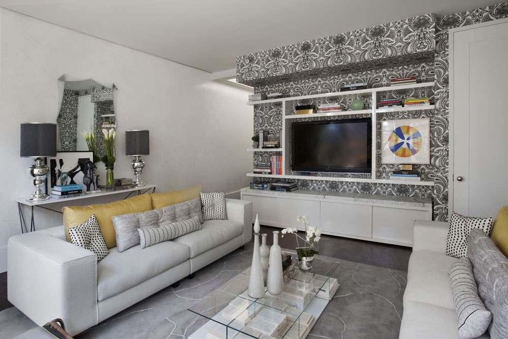 30 стильных интерьеров современных гостиных29