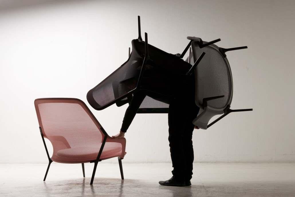 Эргономичное дизайнерско  кресло6