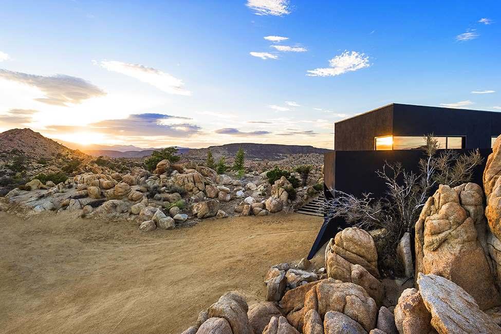 Необычный дом в Калифорнии1
