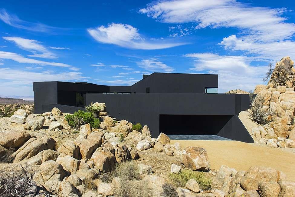 Необычный дом в Калифорнии2
