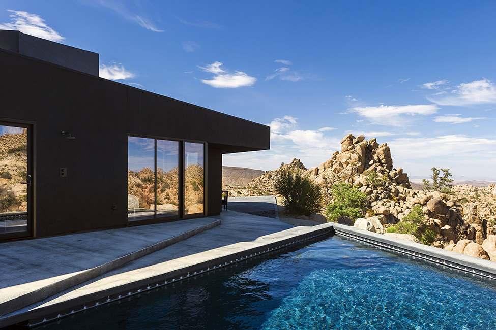 Необычный дом в Калифорнии24