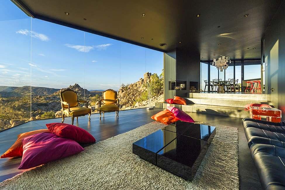 Необычный дом в Калифорнии6