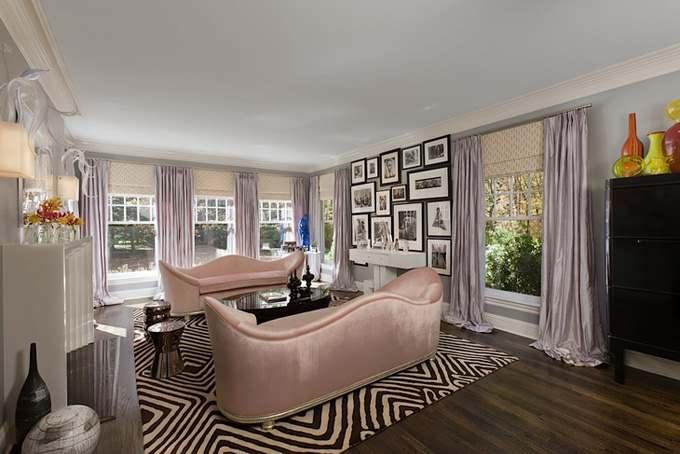 современный интерьер Нью-Йоркской квартиры13