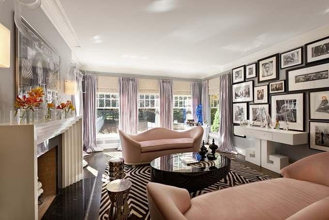 современный интерьер Нью-Йоркской квартиры14