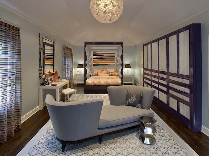 современный интерьер Нью-Йоркской квартиры15