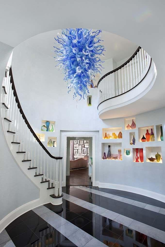 современный интерьер Нью-Йоркской квартиры2