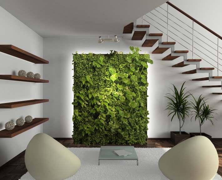 зеленый цвет в дизайне интерьера4