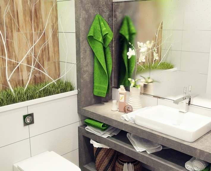 зеленый цвет в дизайне интерьера5