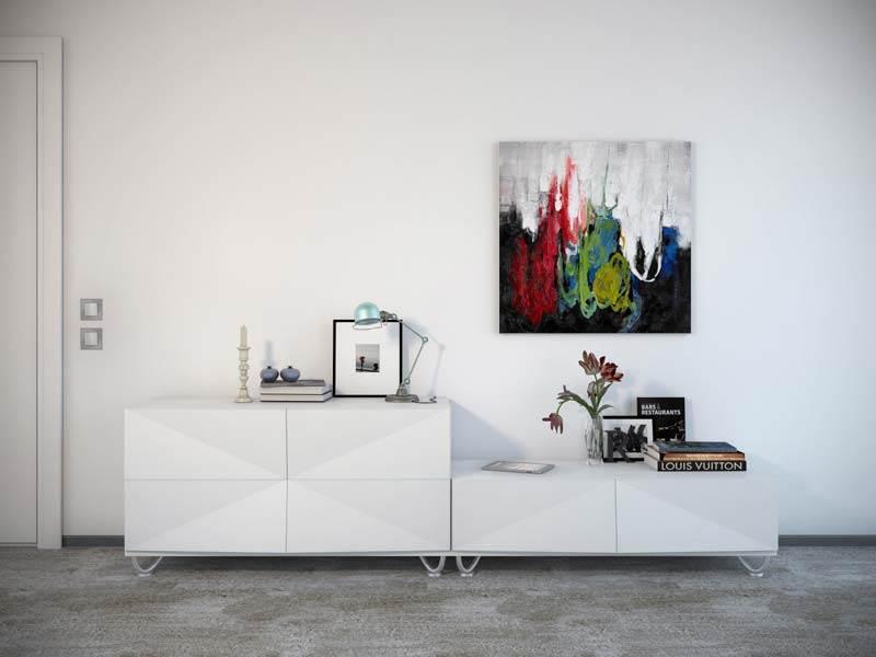 Картины в современном интерьере