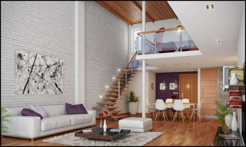 Белая кирпичная стена в современном интерьере10