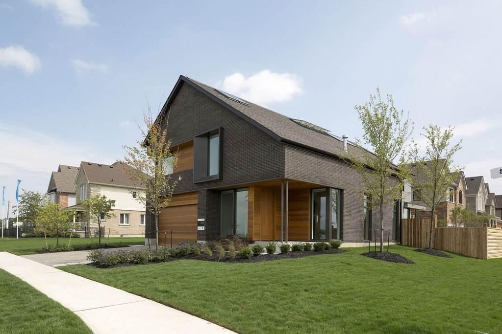 Современный интерьер энергосберегающего дома1