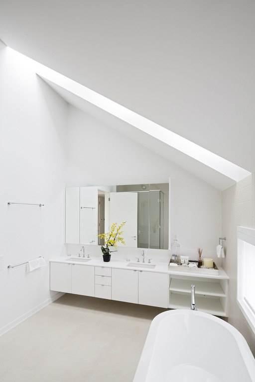 Современный интерьер энергосберегающего дома6