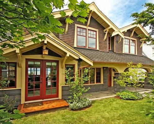 Цветовые схемы для фасада загородного дома16