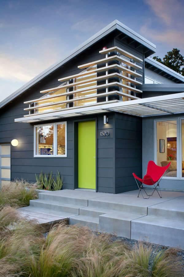 Цветовые схемы для фасада загородного дома4