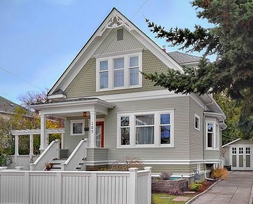 Цветовые схемы для фасада загородного дома5