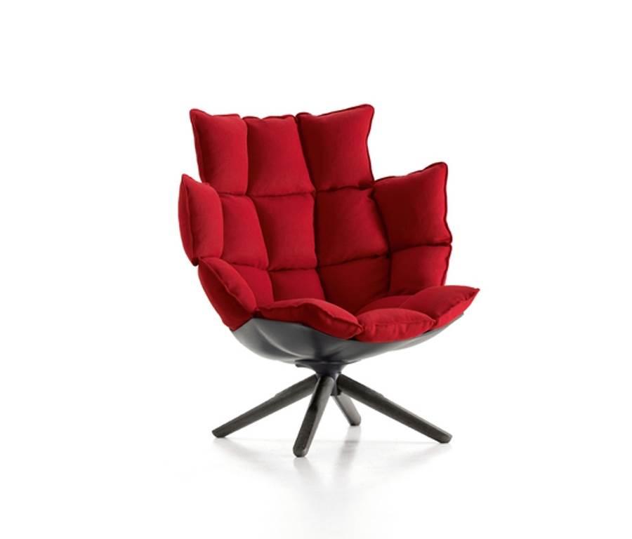 дизайнерское кресло Husk от B&B2