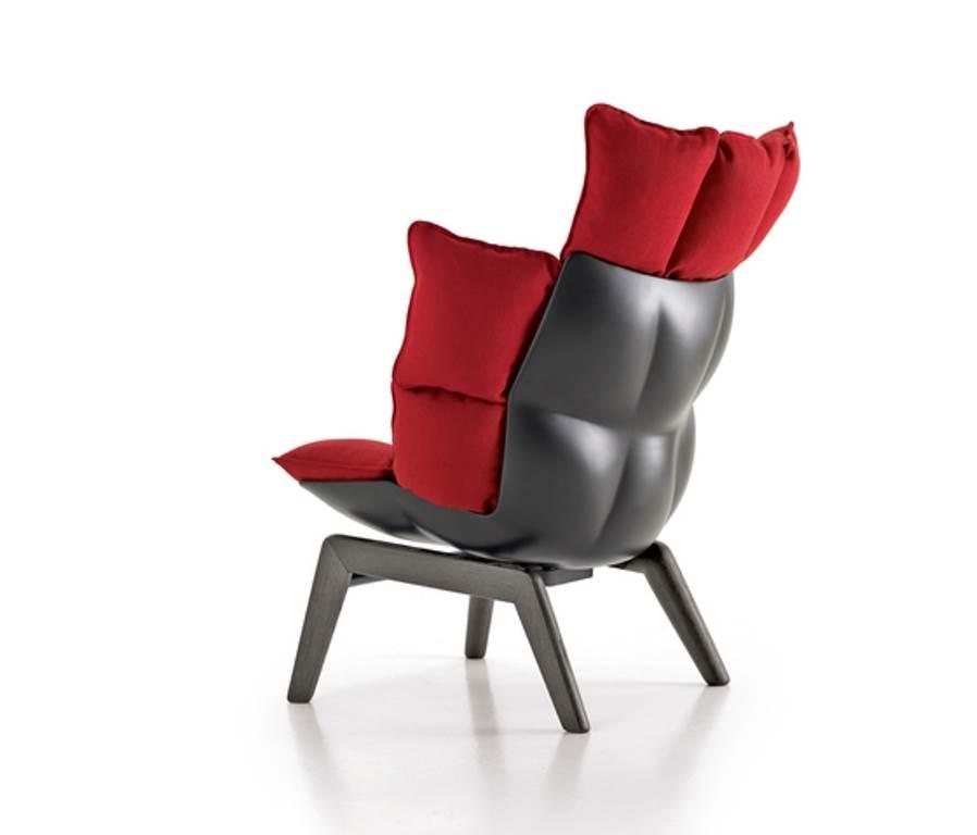 дизайнерское кресло Husk от B&B3