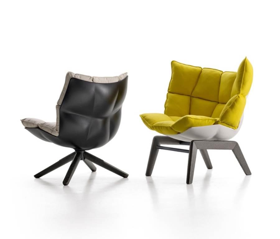 дизайнерское кресло Husk от B&B4