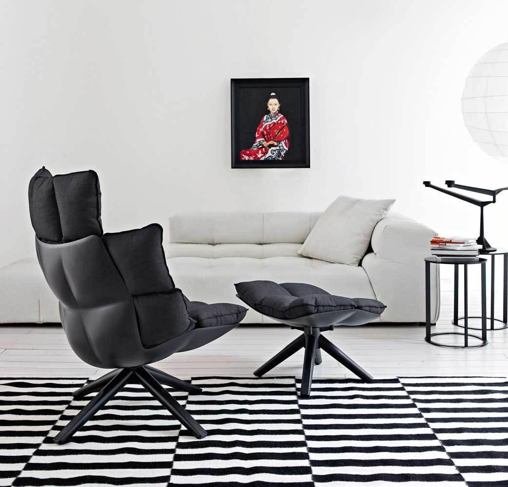 дизайнерское кресло Husk от B&B5