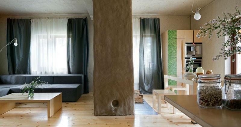 Декоративные перегородки в интерьере8