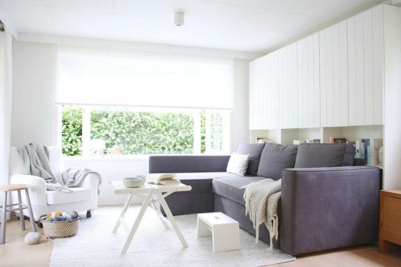 планировки спальни-гостиной площадью 18 кв