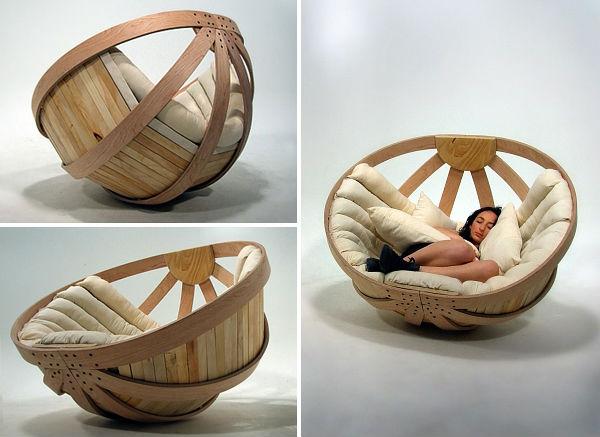 дизайнерское кресло - колыбель1