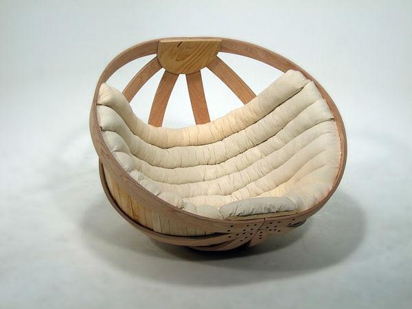 дизайнерское кресло - колыбель3