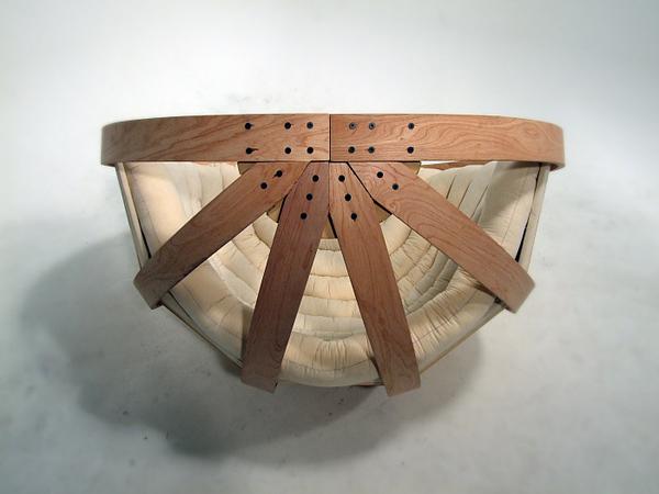 дизайнерское кресло - колыбель5