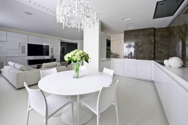 планировка интерьера однокомнатной квартиры1