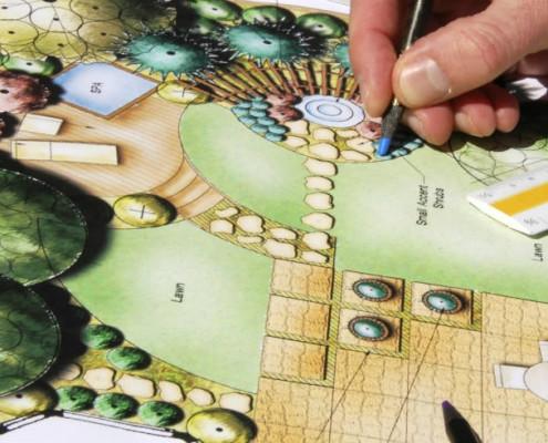 Планирование и обустройство дачного участка