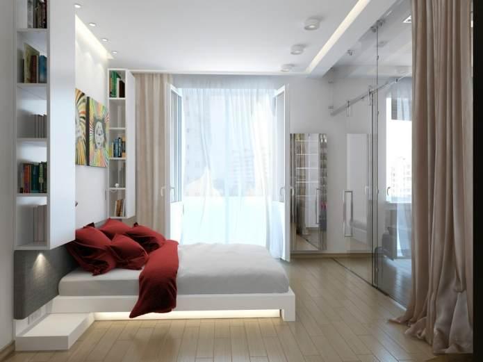 Дизайн интерьера квартиры-студии 47 кв.м (13)