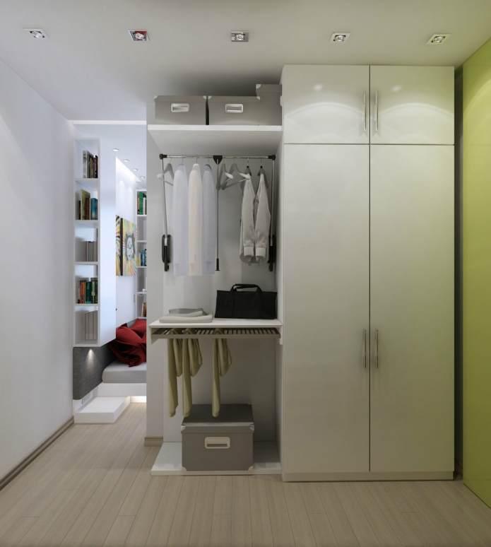 Дизайн интерьера квартиры-студии 47 кв.м (6)