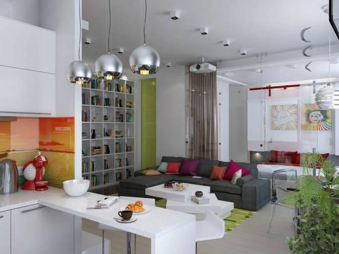 Дизайн интерьера квартиры-студии 47 кв.м (9)