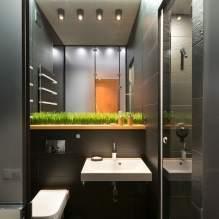 Интерьер квартиры 40 кв.м. в стиле лофт (4)