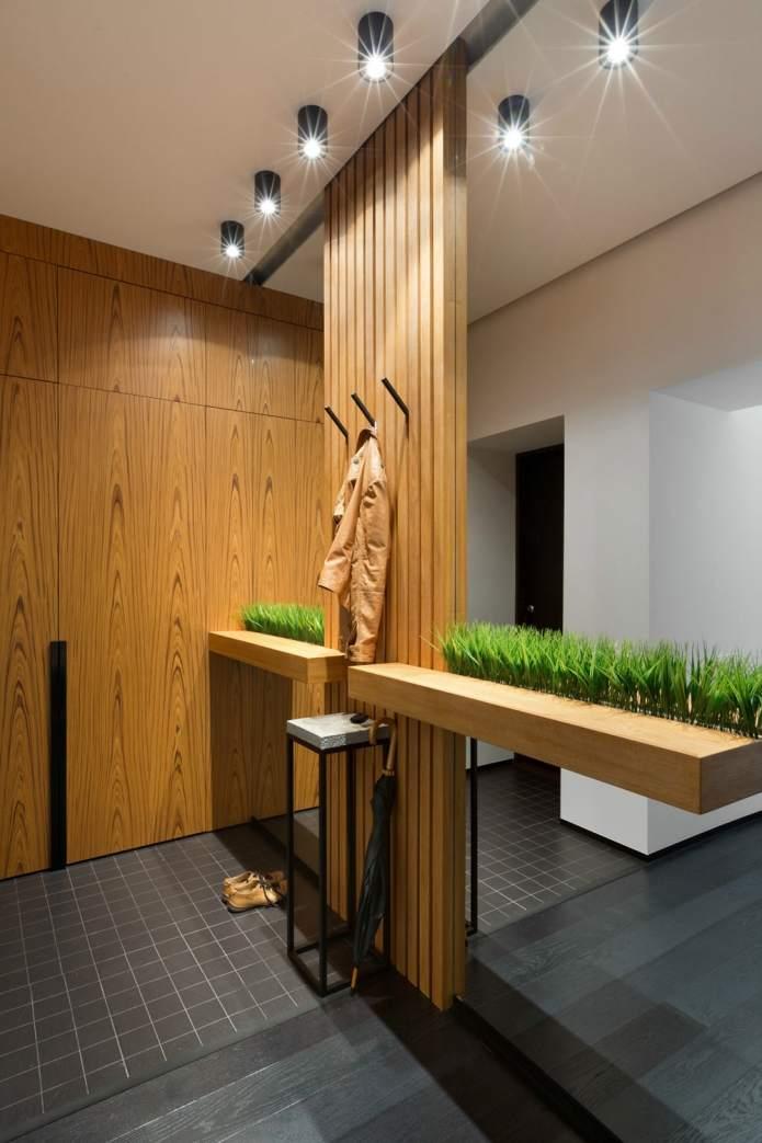 Интерьер квартиры 40 кв.м. в стиле лофт (7)
