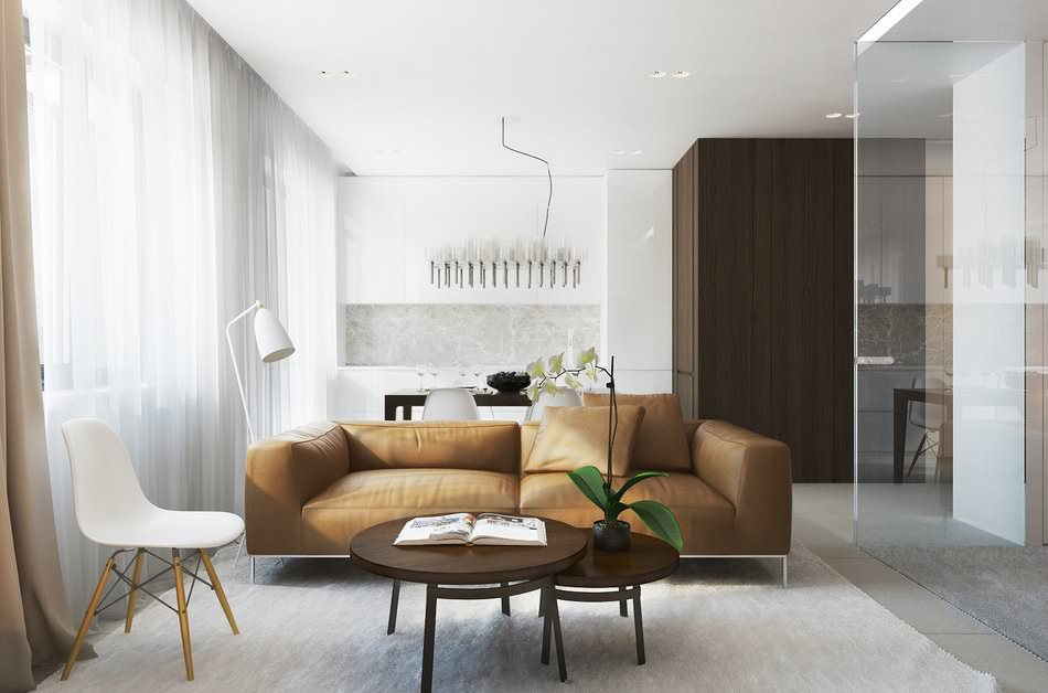 Квартира 38 кв.м дизайн