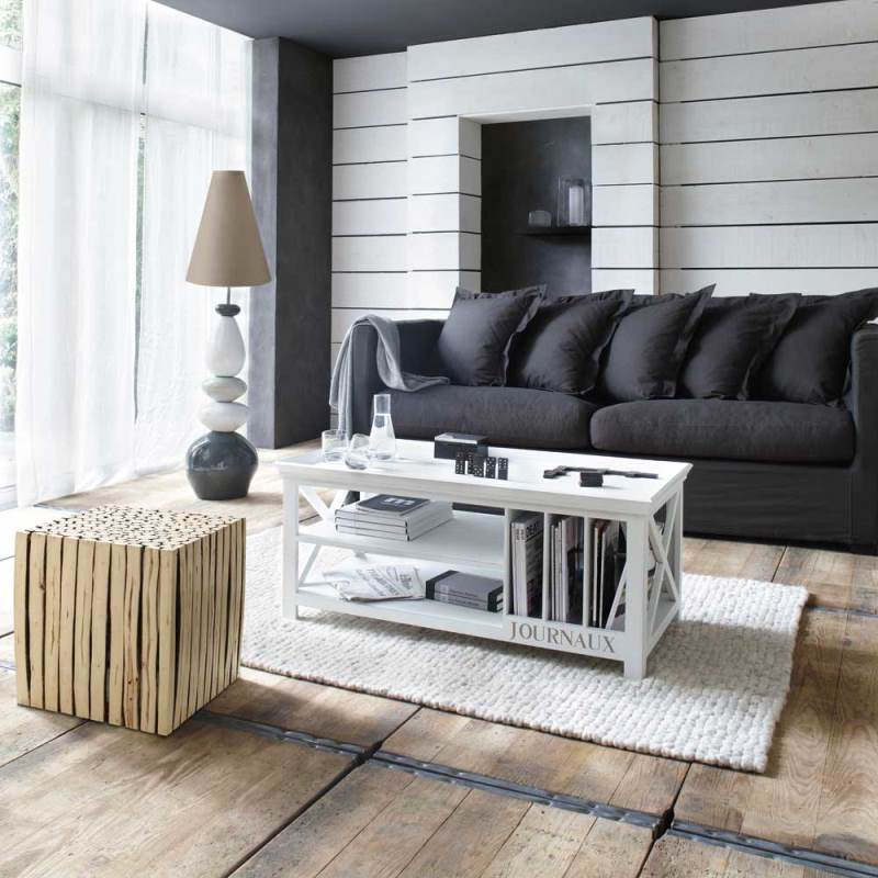 гостиная комната в скандинавском стиле (8)