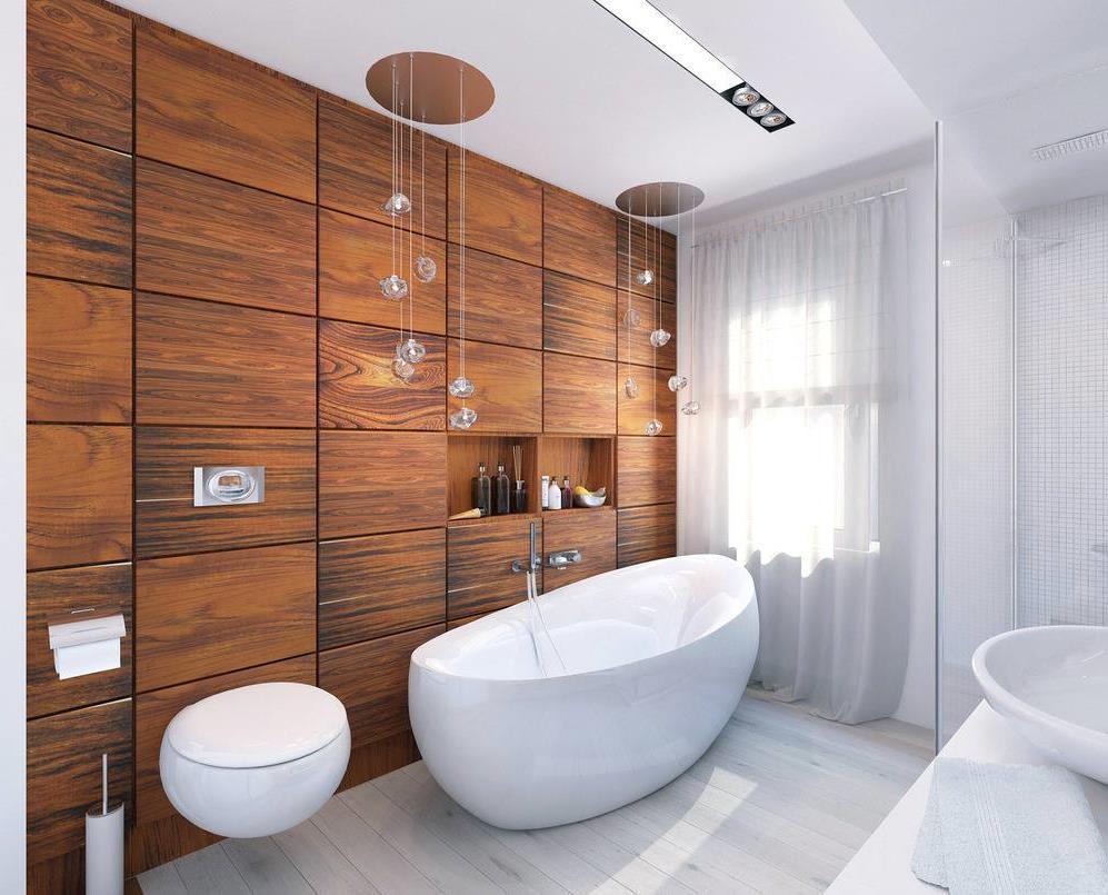 Дизайн ванной комнаты 8 кв.м. с туалетом (2)