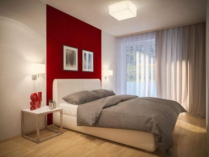 Интерьер двухкомнатной квартиры, площадью 42 кв.м (8)