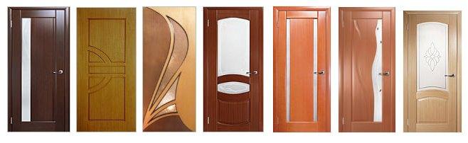 Межкомнатные двери и способы их открывания (20)