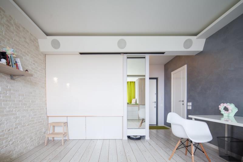 Современная квартира площадью 42 кв.м. в минималистичном стиле (14)