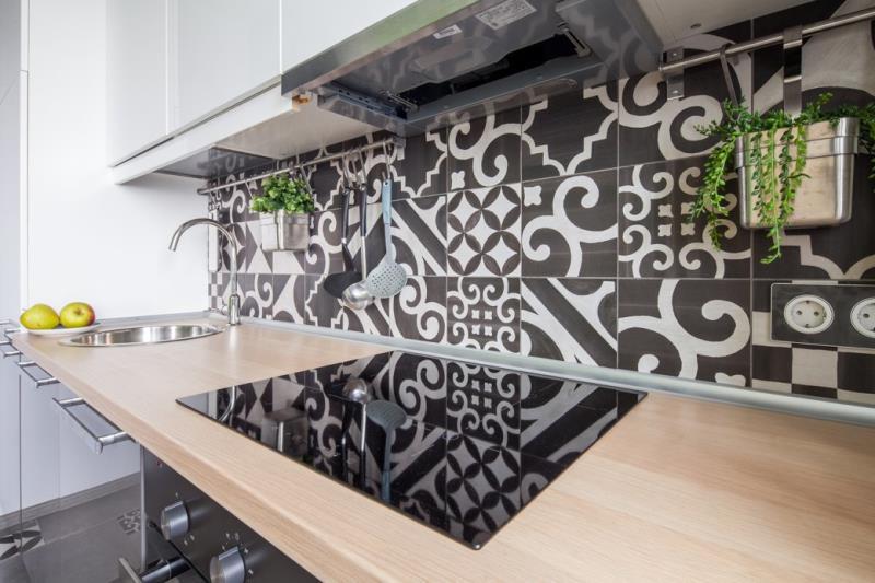 Современная квартира площадью 42 кв.м. в минималистичном стиле (5)
