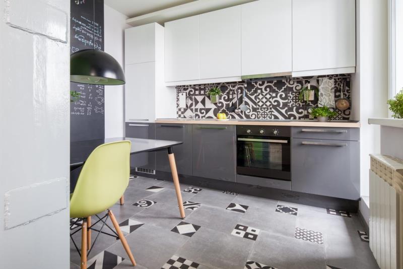Современная квартира площадью 42 кв.м. в минималистичном стиле (6)