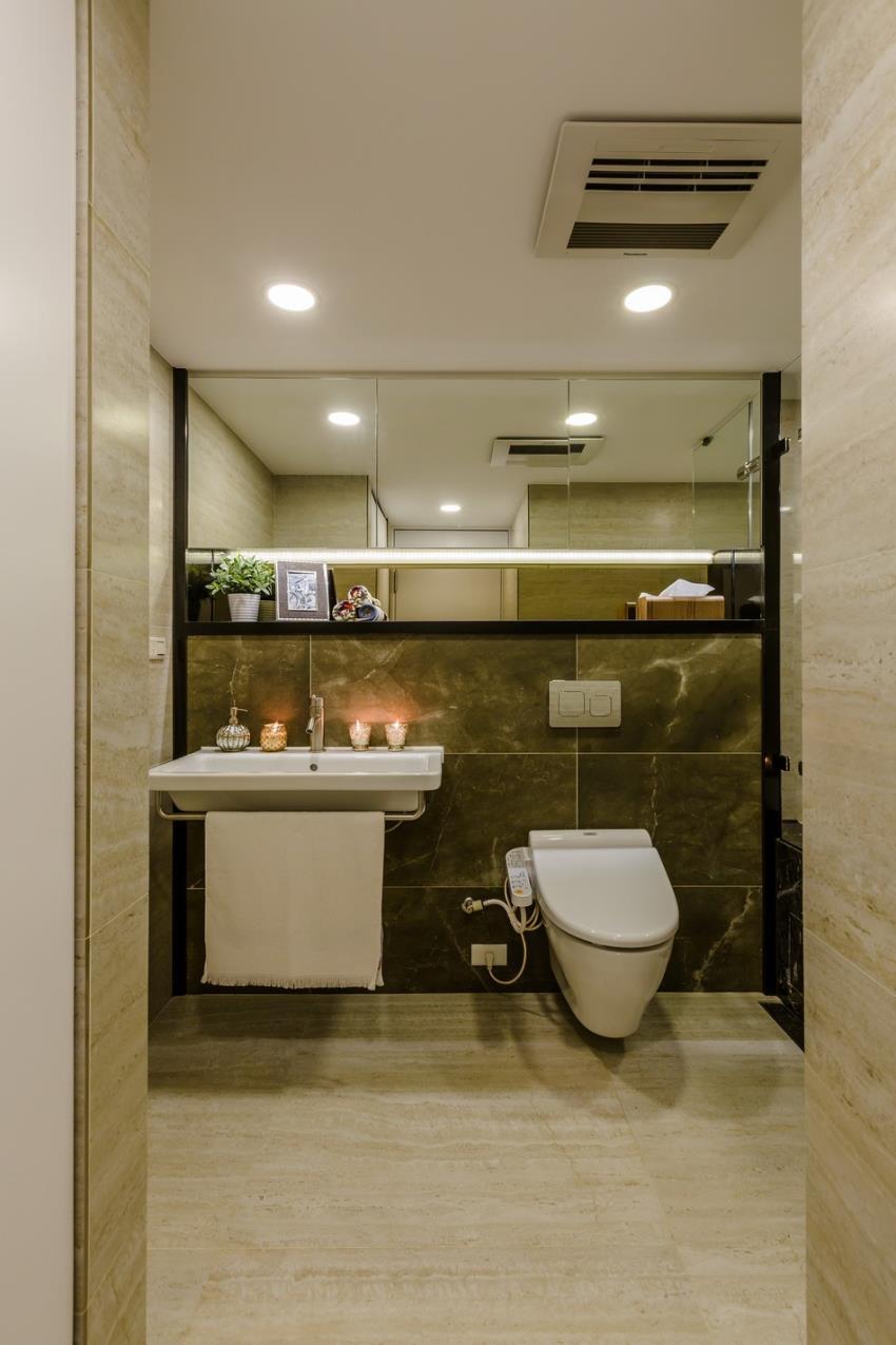 Потрясающий современный дизайн квартиры (10)