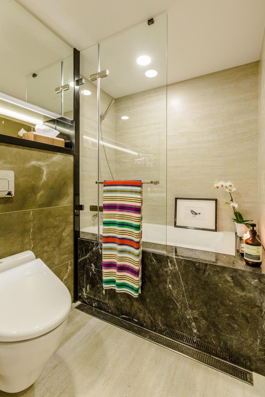 Потрясающий современный дизайн квартиры (11)