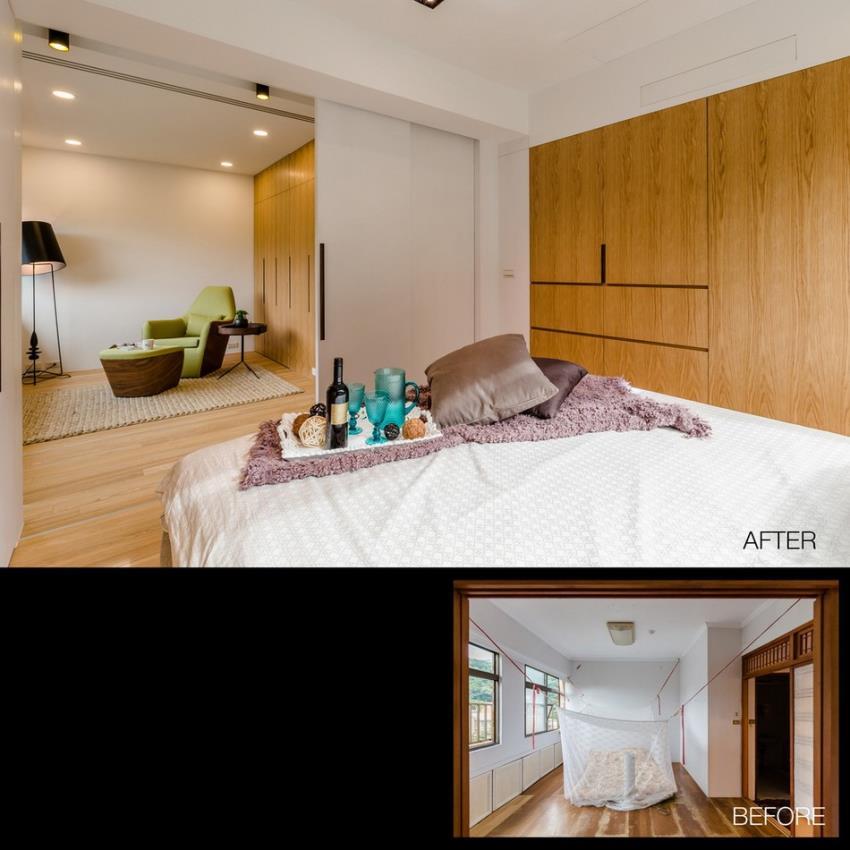 Потрясающий современный дизайн квартиры (16)