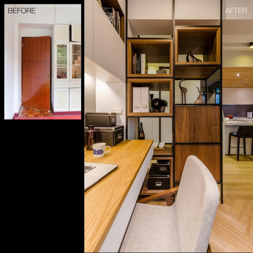 Потрясающий современный дизайн квартиры (20)