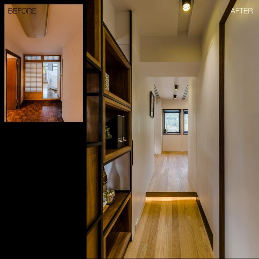 Потрясающий современный дизайн квартиры (21)